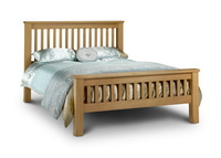 Amsterdam Solid Oak Bed